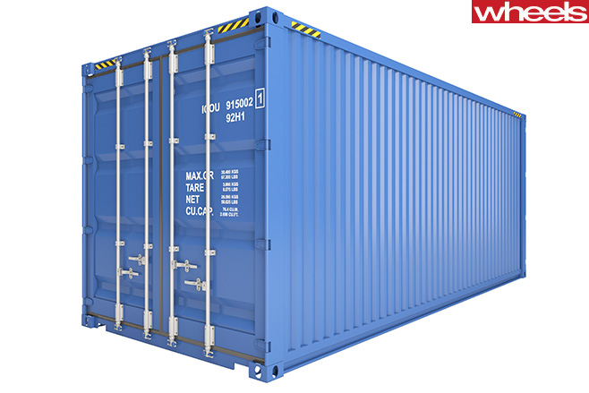 Shipping -container
