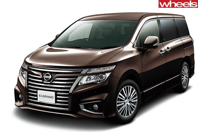 Nissan -van