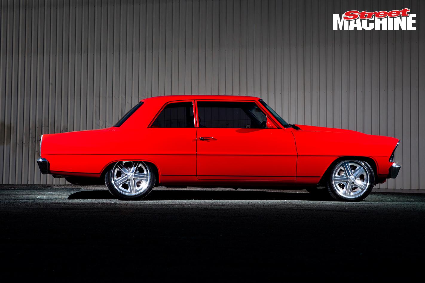 67 Chevy Nova Pro Tourring 4 Nw