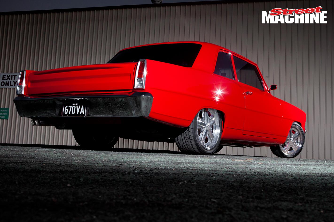 67 Chevy Nova Pro Tourring 14 Nw