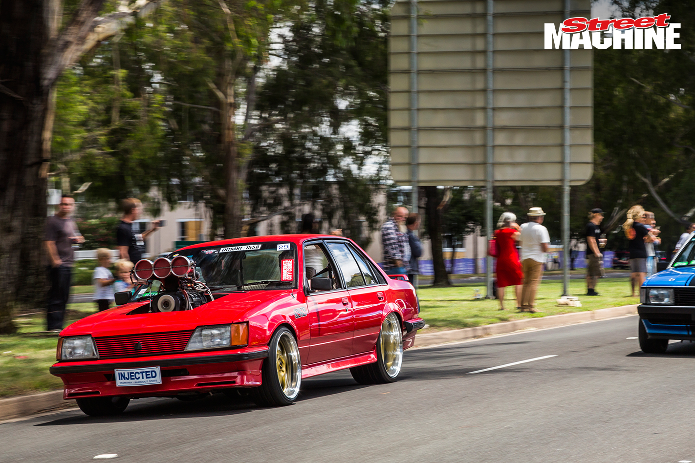 Blown VC Commodore Summernats Nw