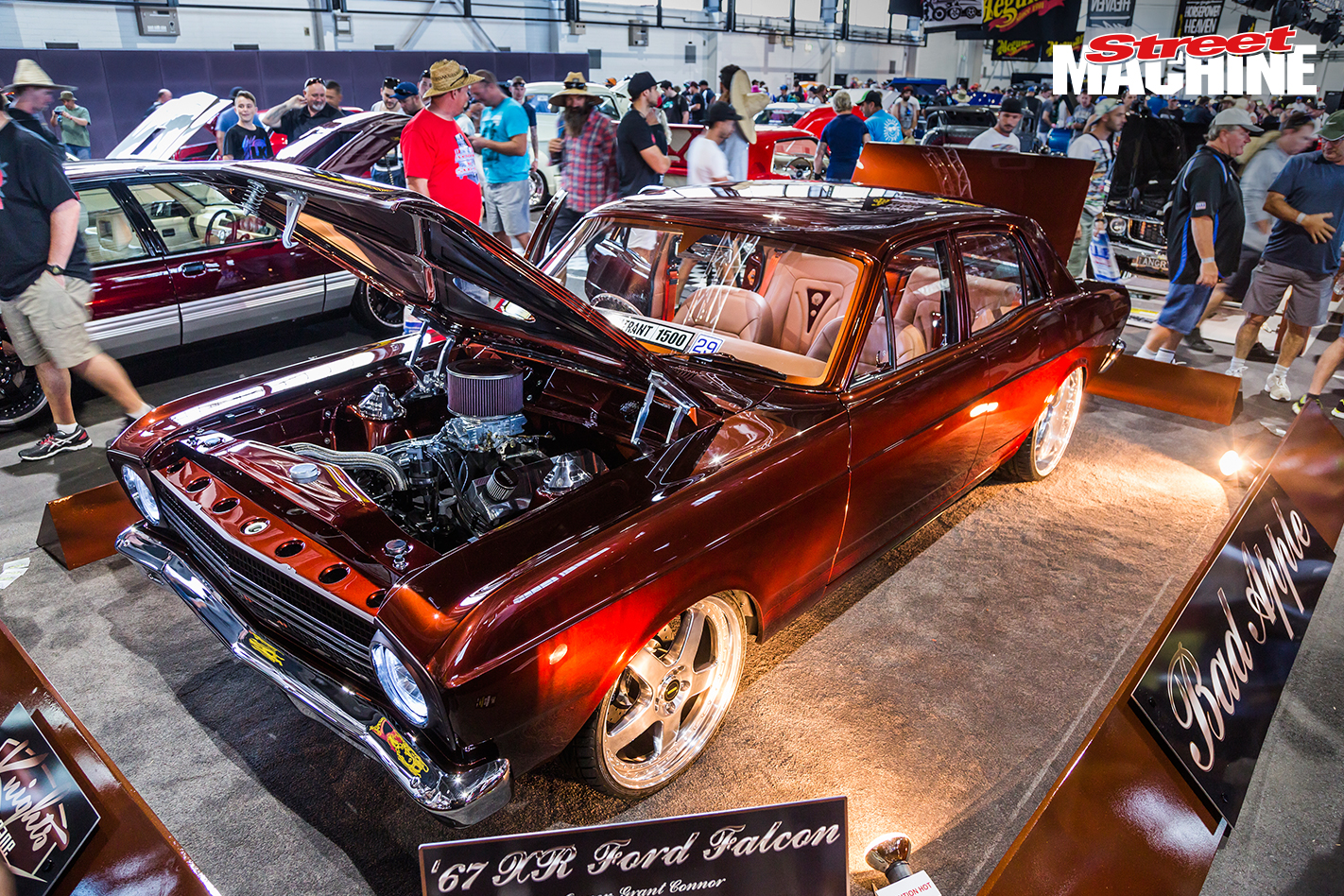 Ford XR Falcon Custom Summernats Nw