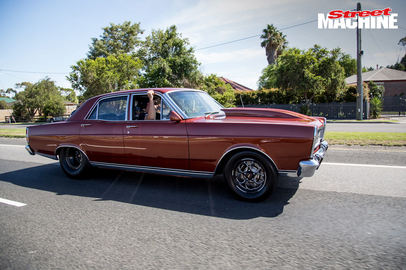 Ford Fairlane 1 Nw