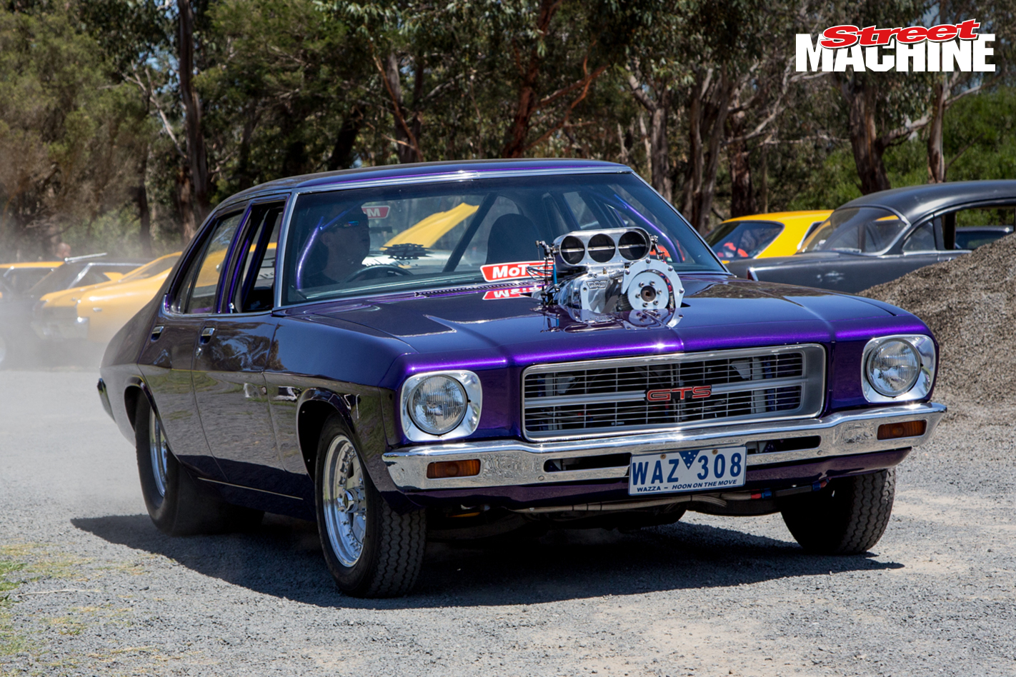 Holden HQ Sedan Blown Nw