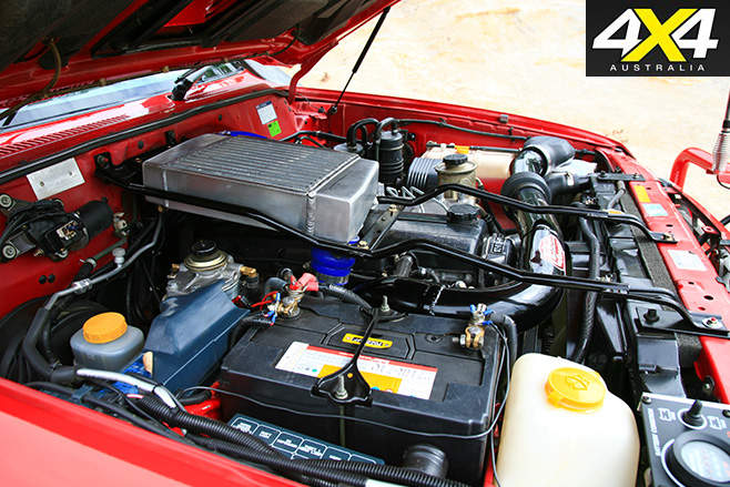 Nissan -GU-Patrol -with -Toyota -Engine
