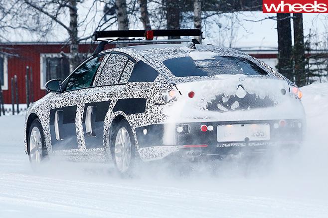 Opel -Insignia -rear -driving