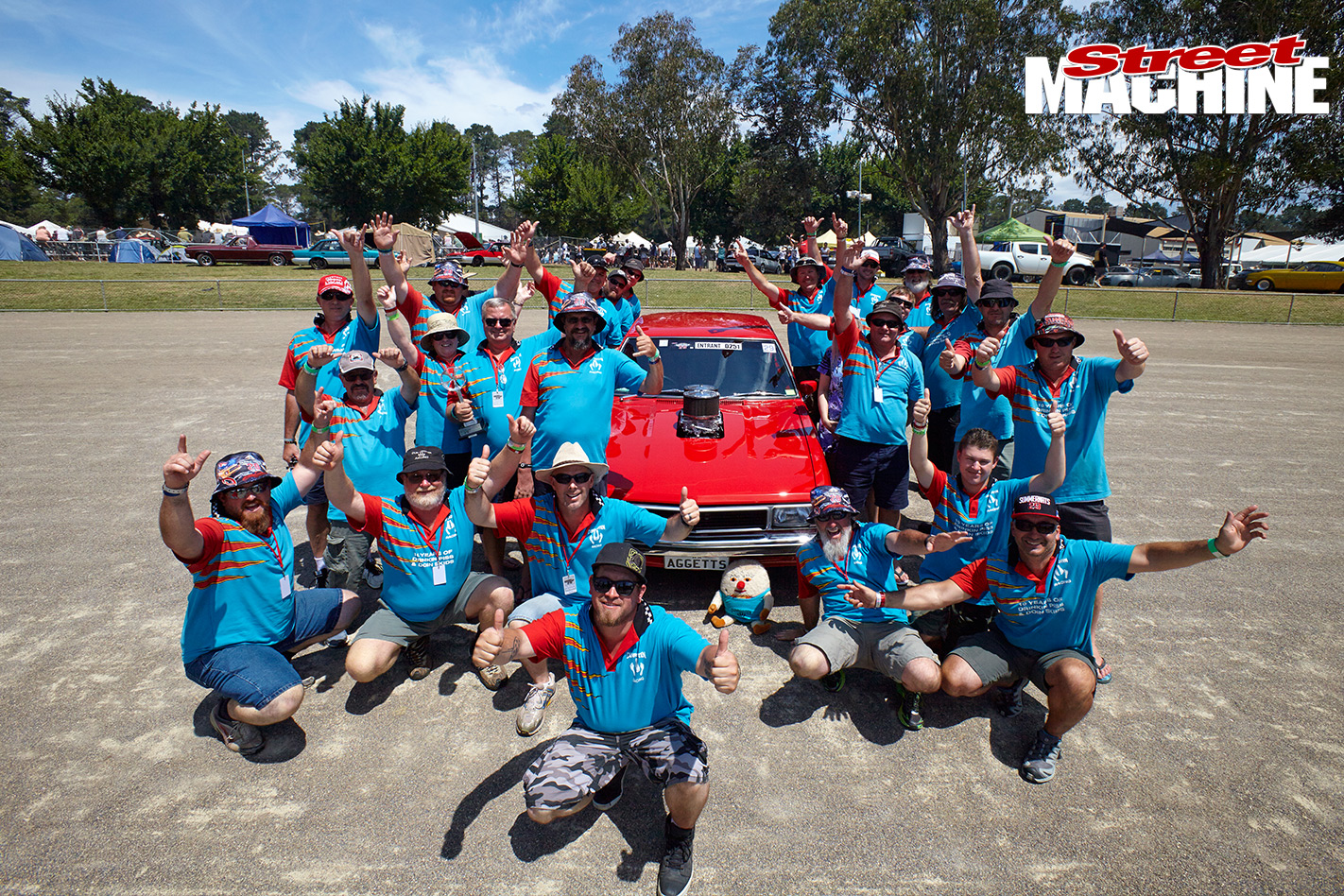 Summernats -mag -group -shot