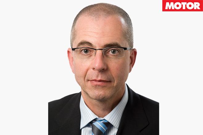 Horst von Sanden Benz