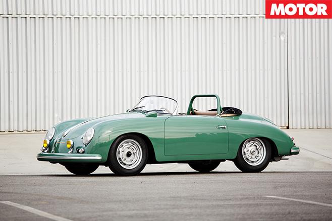 1958 porsche 356 carrera