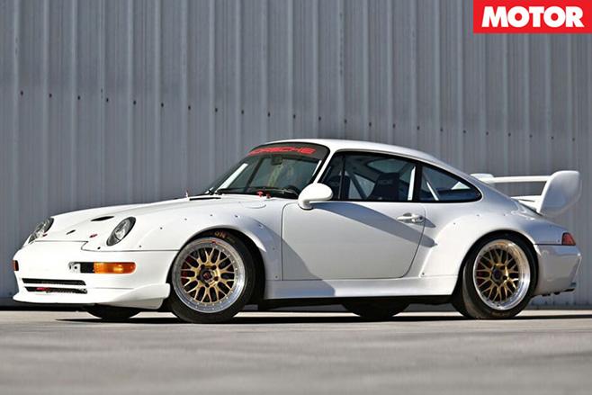 1998 Porsche 993-3.8 Cup RSR
