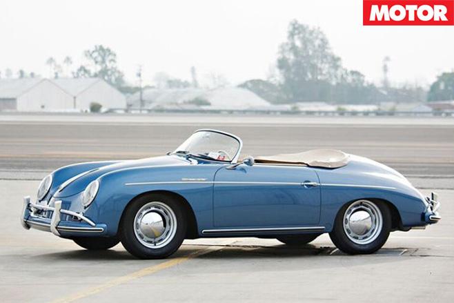 1957-Porsche 356 A Speedster