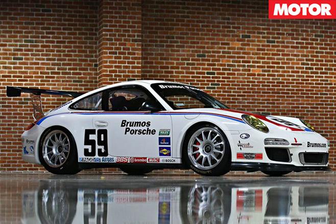 2012-Porsche 997 GT3-4.0 Cup