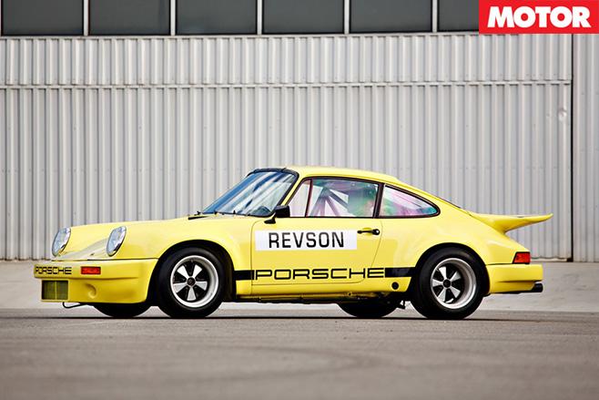 1974 porsche 911 carrera iroc