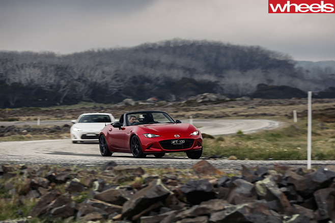 Mx -5-leads -86-driving -front -side
