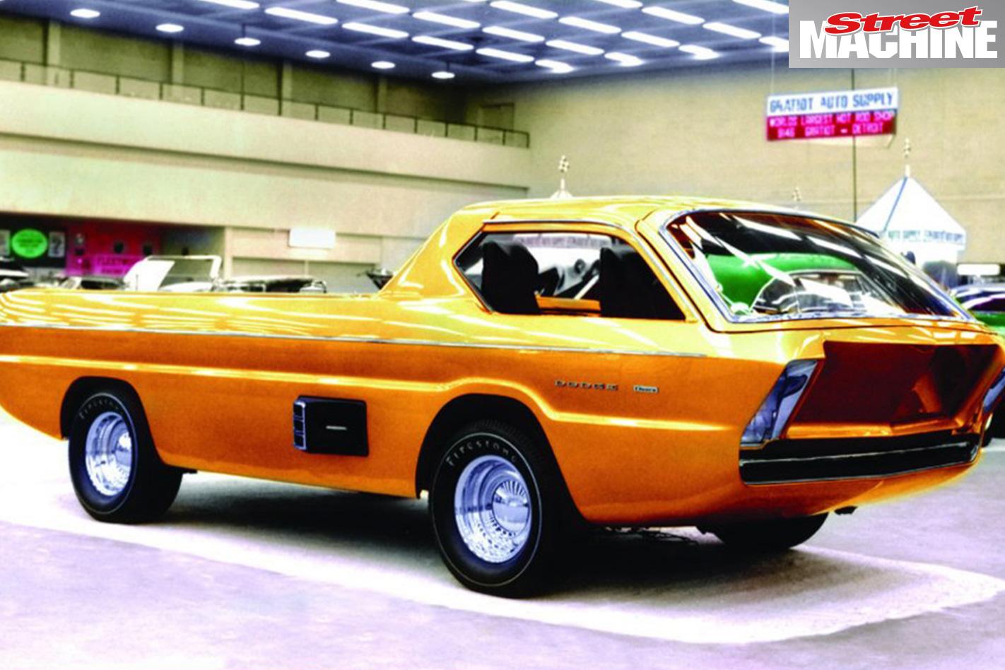 1967---Alexander -Bros -Dodge -Deora