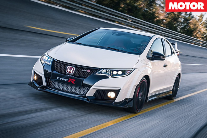 Honda Civic Type -R
