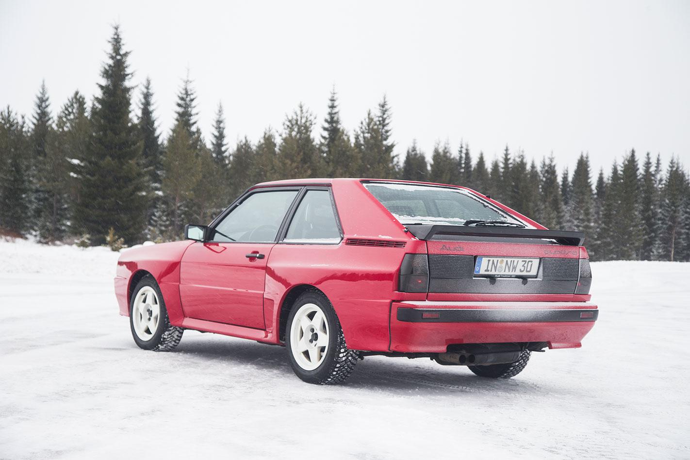 Audi -Sport -Quattro -rear