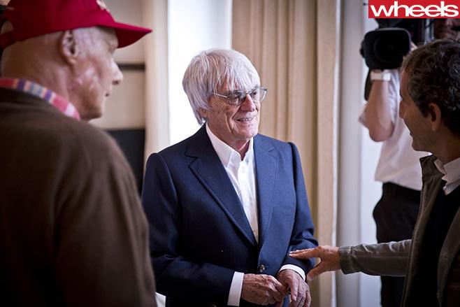 Bernie -Ecclestone -interview