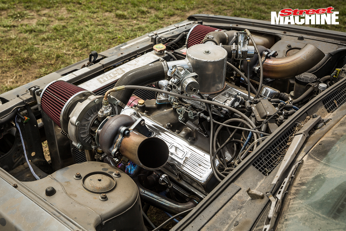 Twin Turbo V8 Skyline 1 Nw