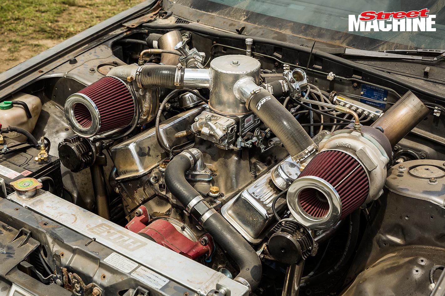 Twin Turbo V8 Skyline 2 Nw