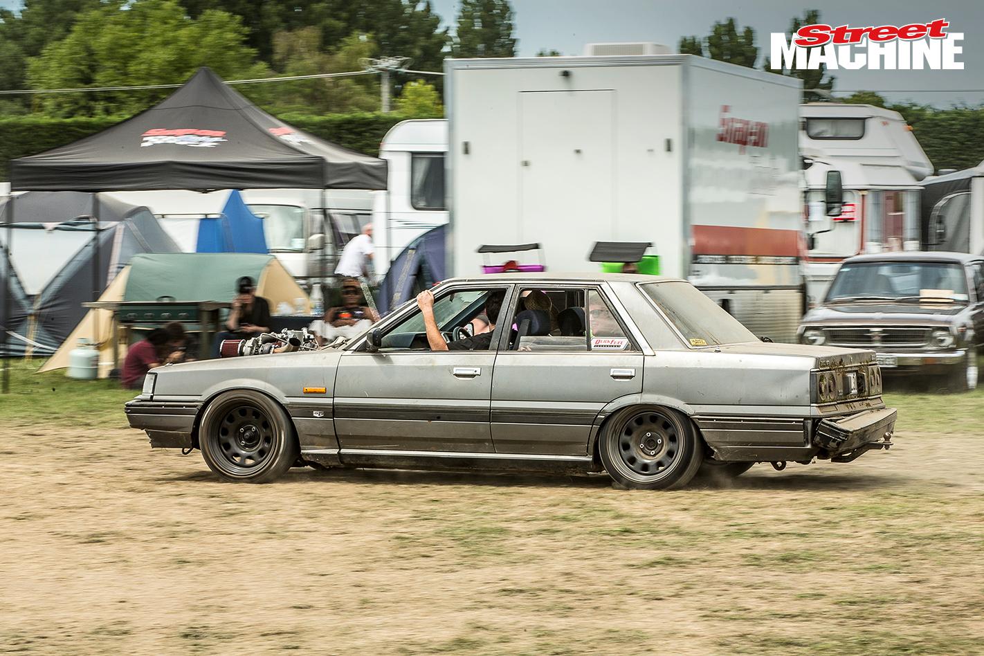Twin Turbo V8 Skyline 5 Nw