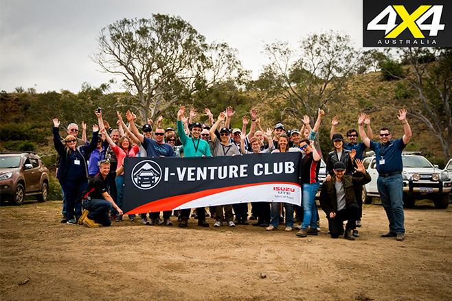I venture club