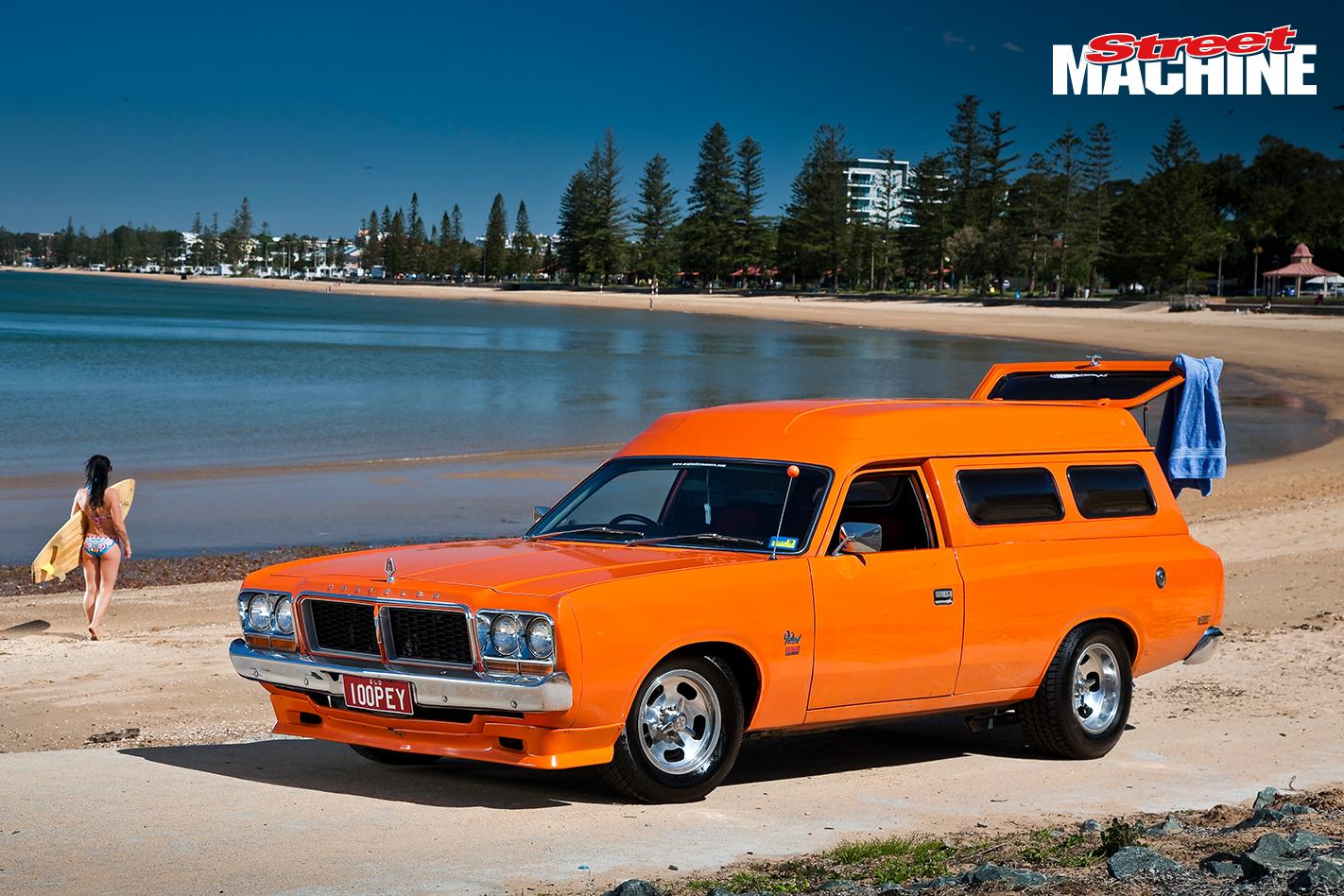 Loopey Chrysler Valiant Panel Van Nw