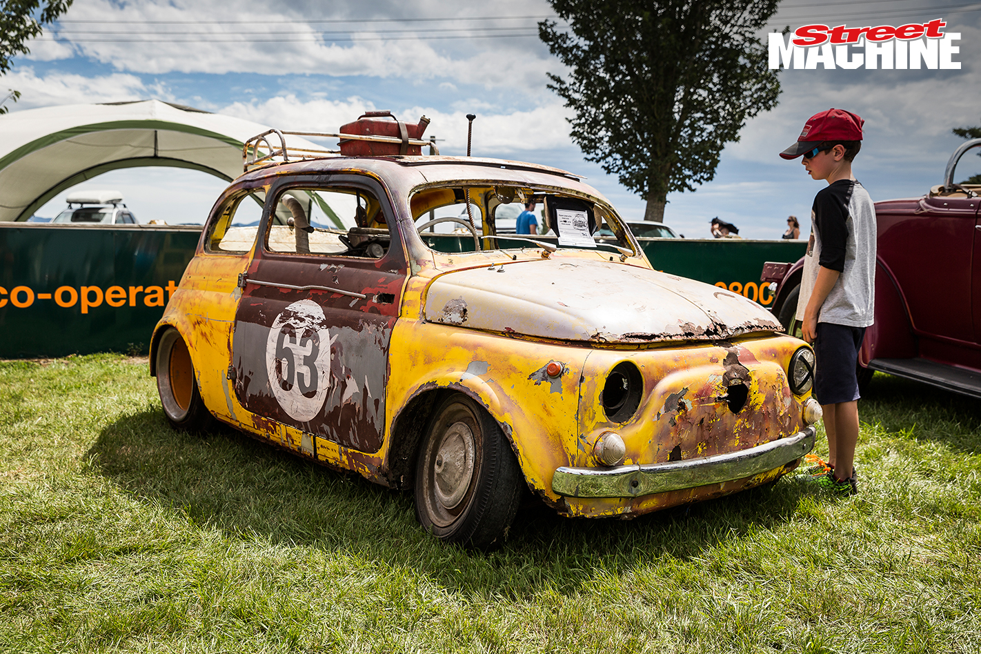 Fiat Bambino Ratter 11 Nw