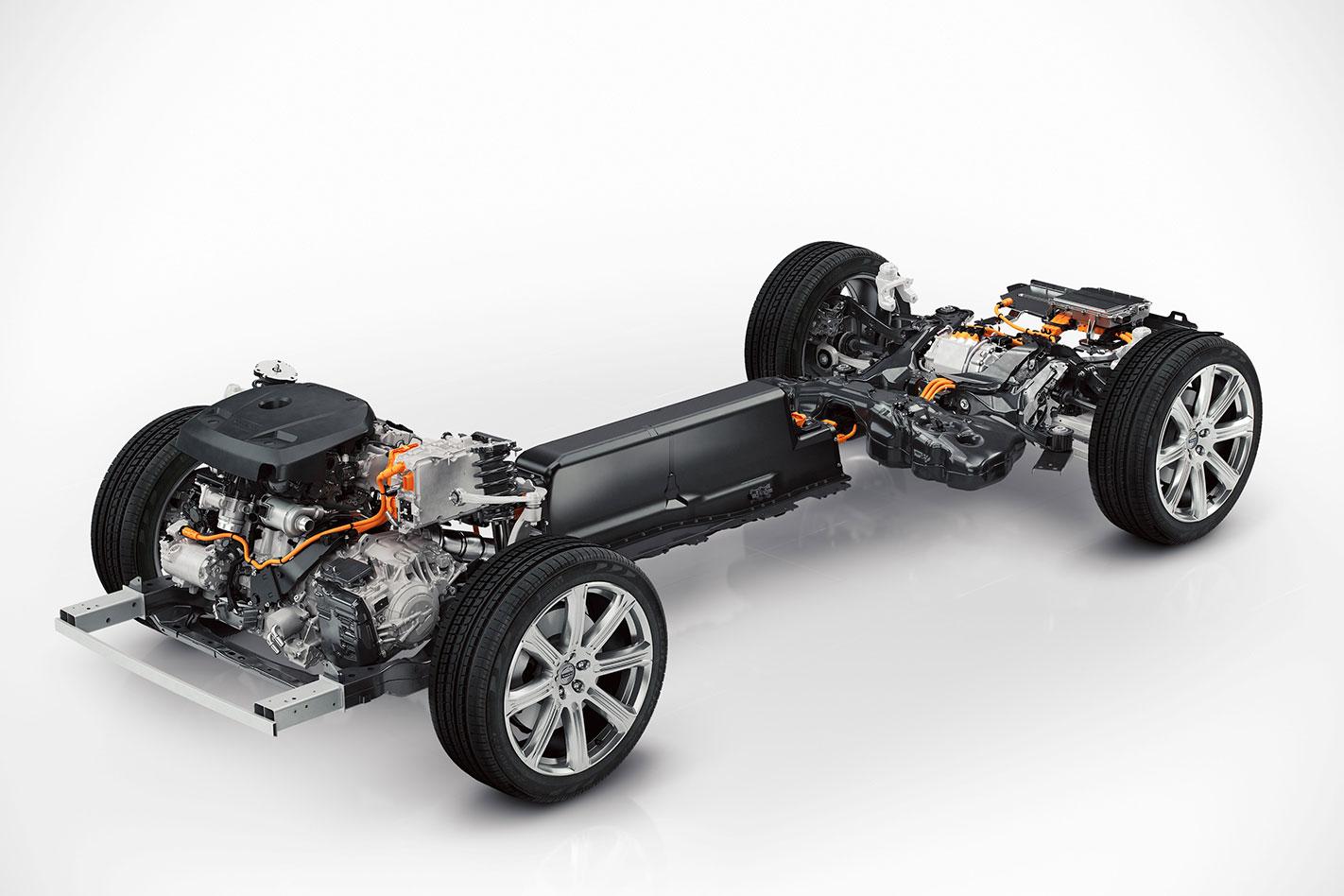 New -Volvo -S60-Polestar -drivetrain