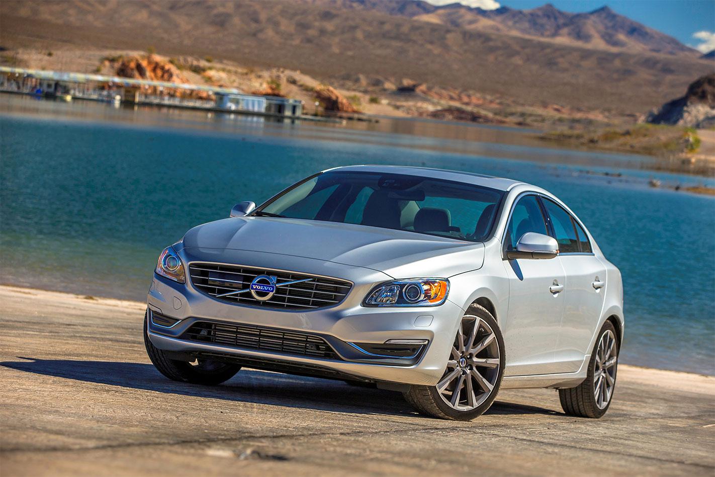 New -Volvo -S60