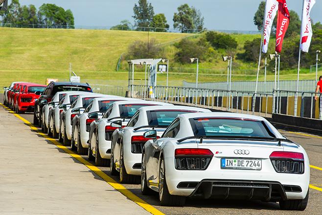 Audi -R8-rear