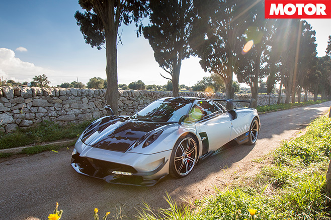 Pagani BC revealed still