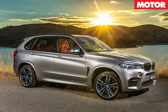 BMW X5M review side 2