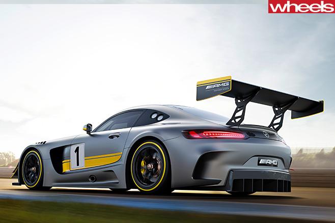 Merc -AMG-Track