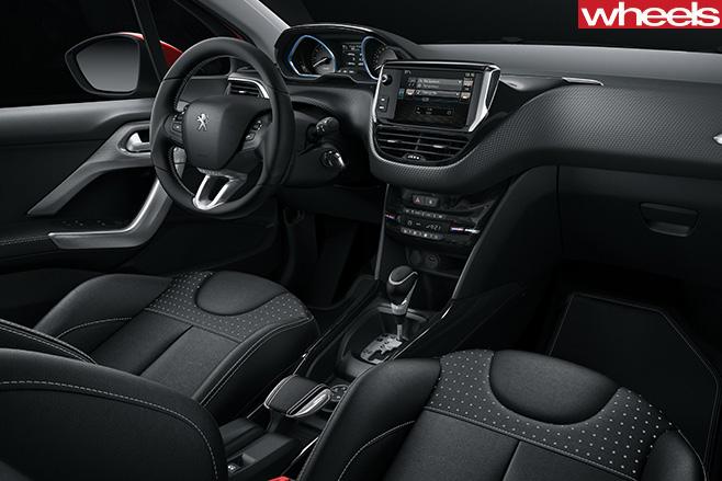 Peugeot -2008-allure -interior
