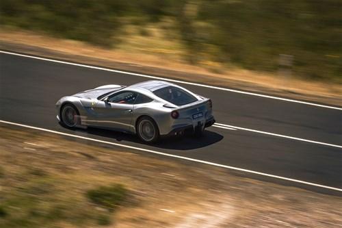 Ferrari -F12-rear