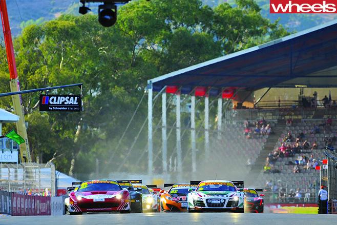 Clipsal -Grand -Prix -Race
