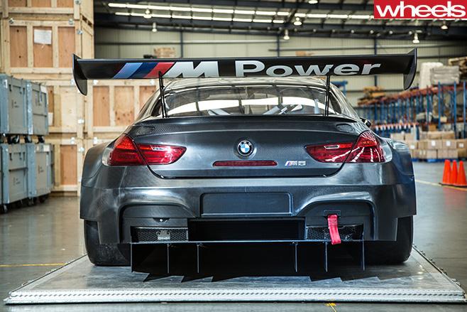 Steve -Richards -BMW-Team -SRM-M6-GT3-car