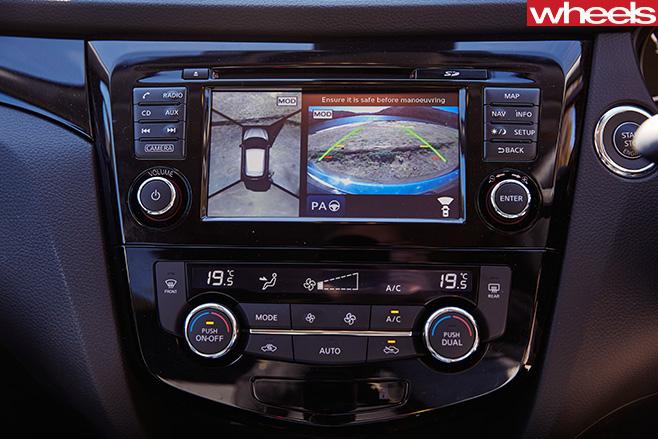 Nissan -Qashqai -interior -dash