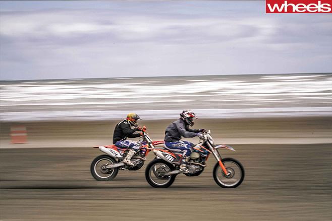Motorbike -riders