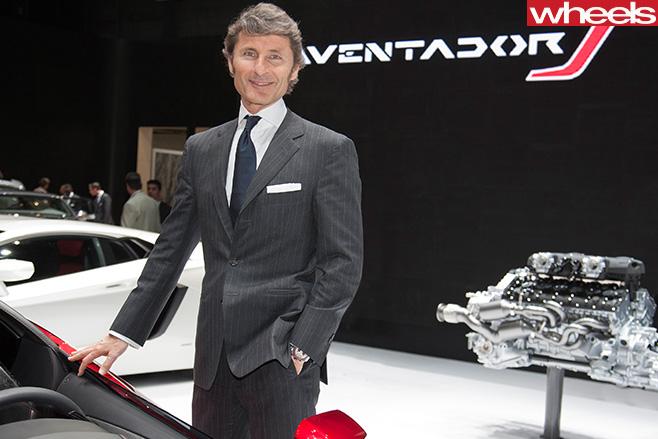 Lamborghini -Aventador -front -Winklemann