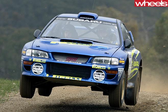 Subaru -WRX-historical