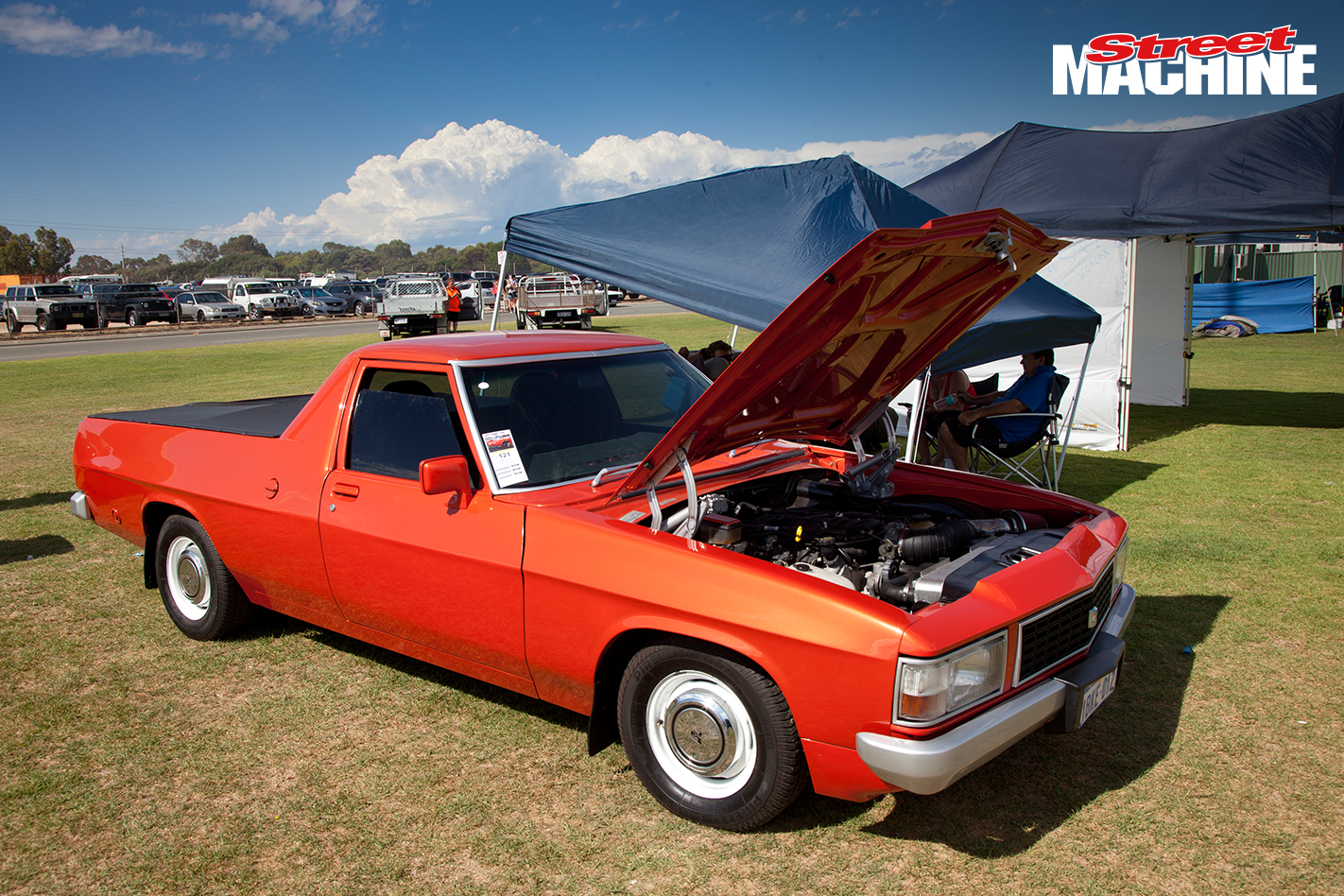 Holden WB Ute 229