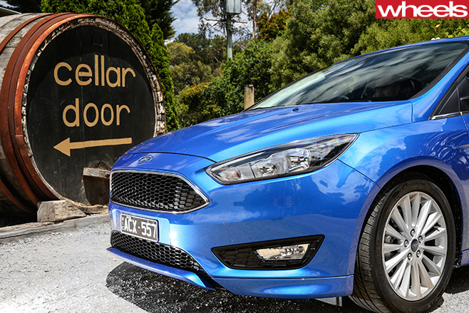 Ford -Focus -visit -winery