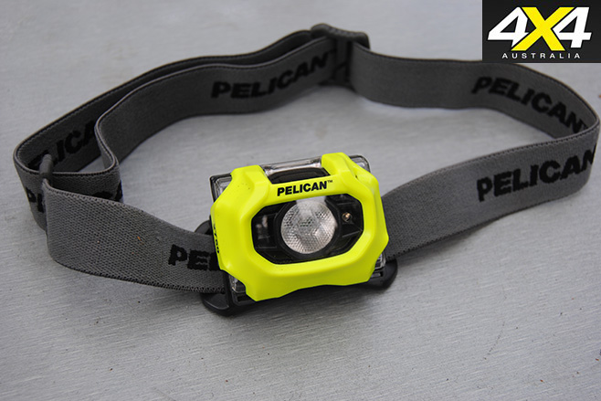 2750 LED(GEN-1) headlight