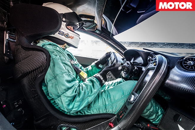 Driving the P1