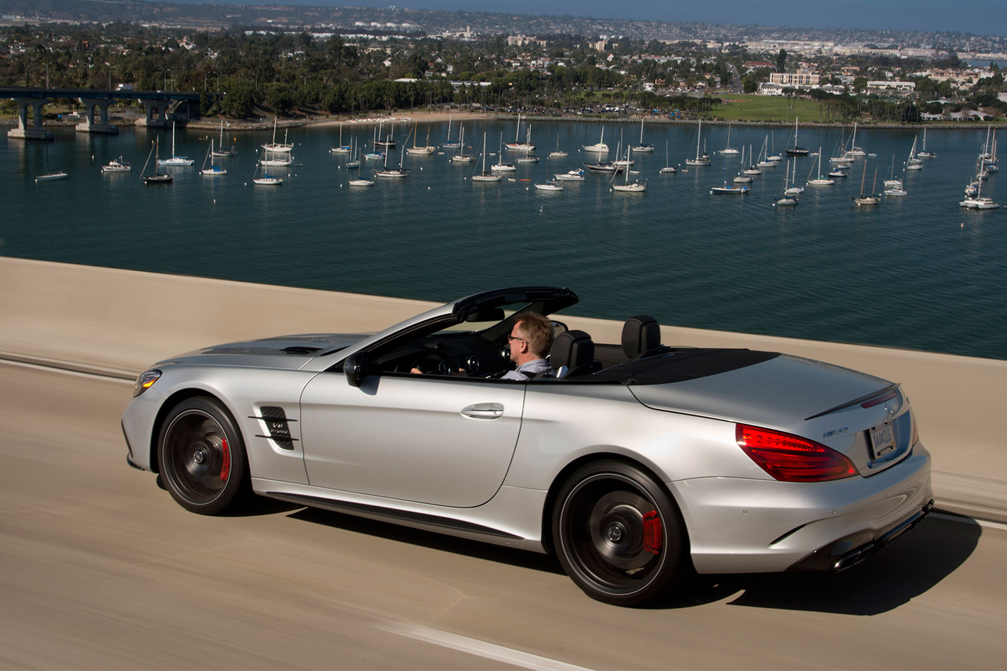 Mercedes -AMG-SL63-review -tracking