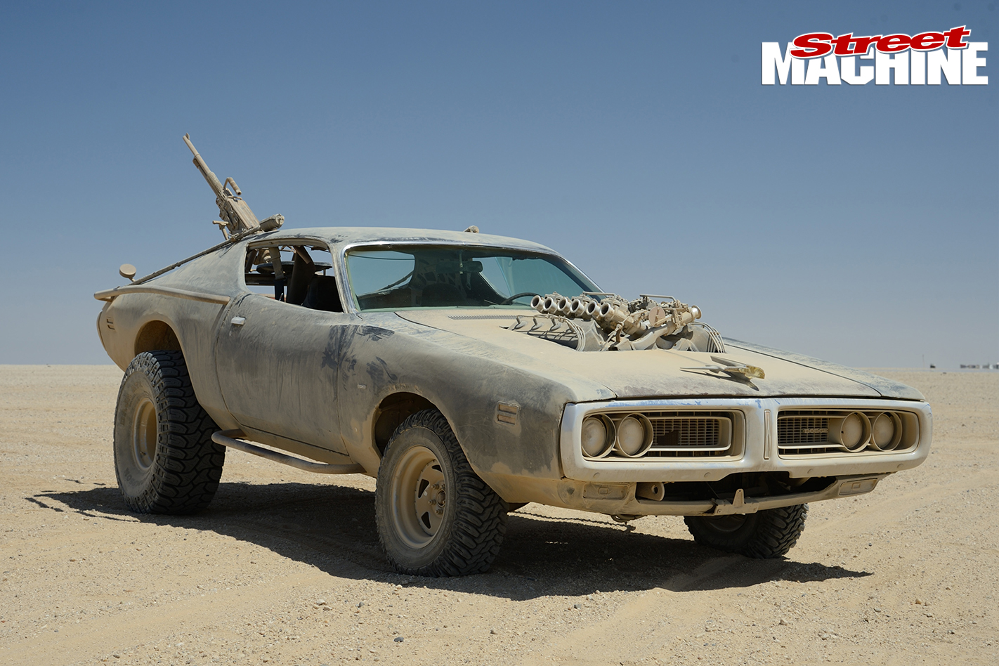 Mad Max Fury Road The Cars