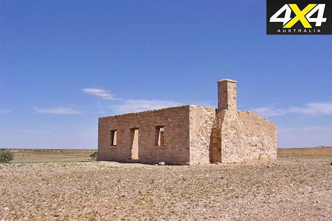 Carcory Ruins