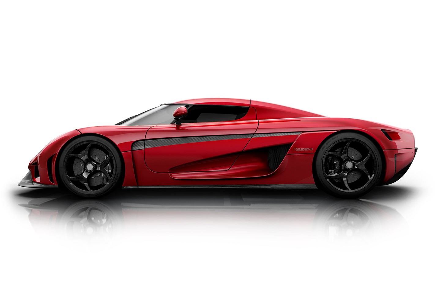 Koenigsegg -Regera -profile